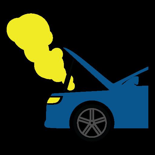 zepsute auto